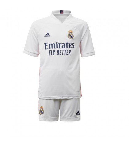 MINIKIT ADIDAS REAL MADRID 1ª 20/21