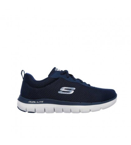 ZAPATILLAS SKECHERS MARINO